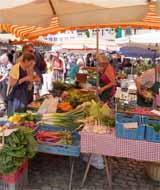 Freiburg Markt Ernährungsberatung