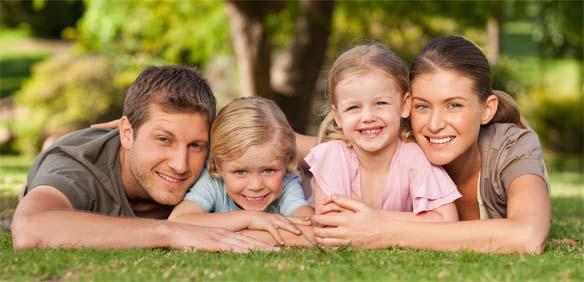 Gesundheitsberatung Familie