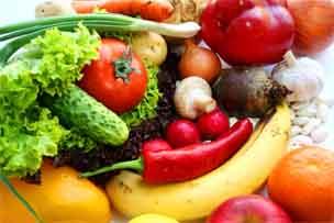 Ernährungsberatung Gemüse und Obst