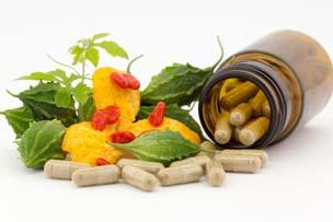 Nahrungsergänzungsmittel Supplemente